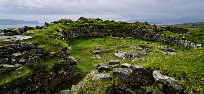 Dun Beag Broch - Isle Of Skye