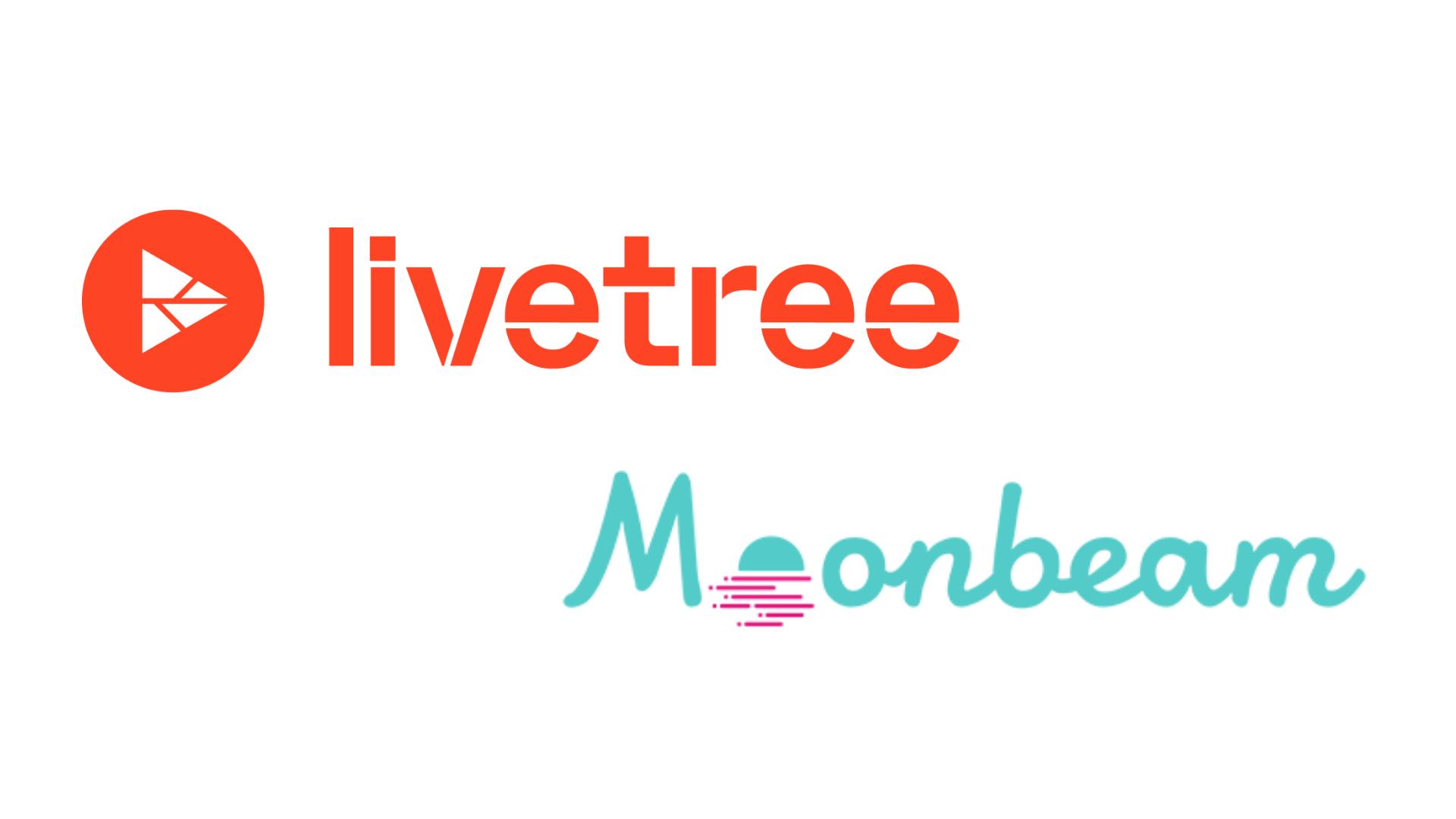 livetree and moonbeam partnership
